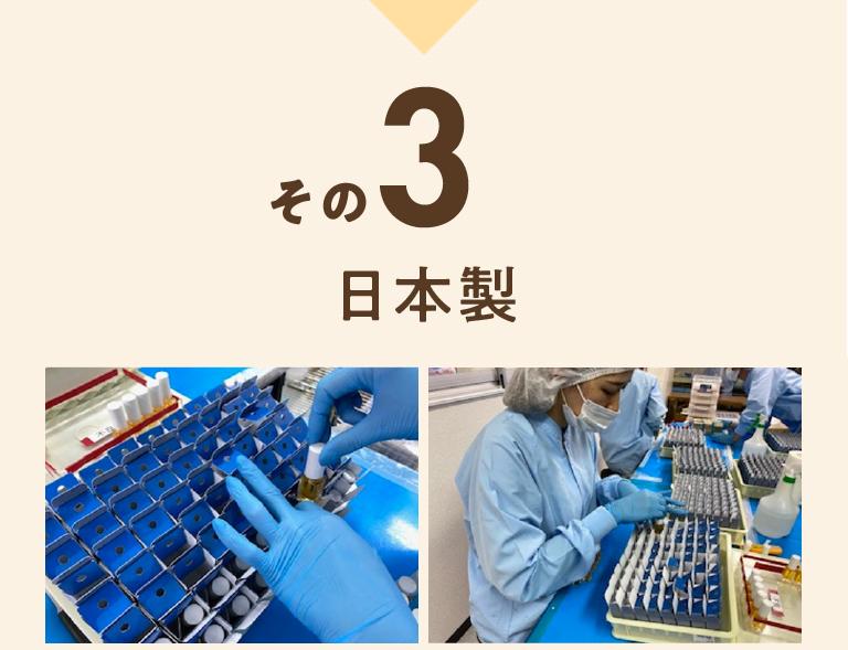 その3 日本製